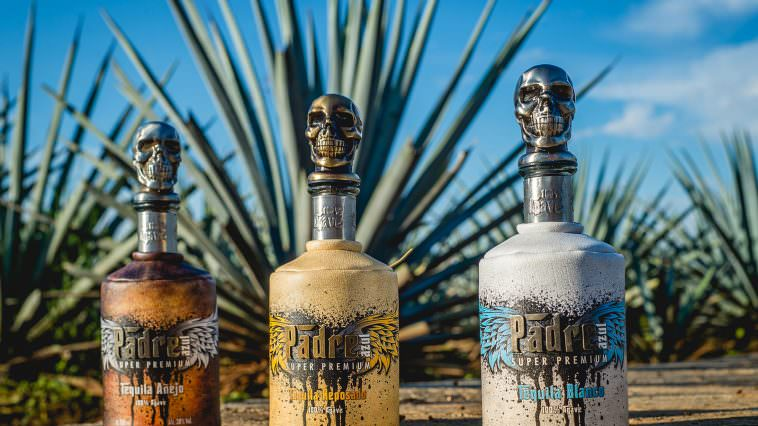 Padre Azul Tequila Silver, Tequila Reposado, and Tequila Anejo