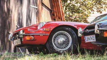 Jaguar E-Type: A Timeless Classic