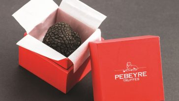 Truffle history Maison Pebeyre