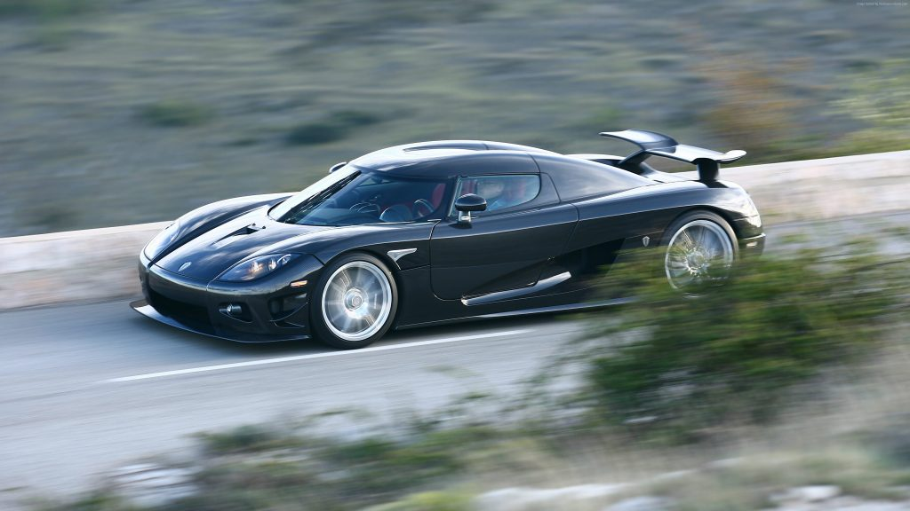 Koenigsegg Ccxr Trevita 48 Million 2 Made In Total