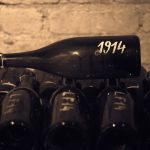1914 Bollinger Bottle