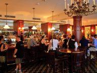 Hermes Bar at Antoine's Restaurant