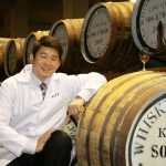 Kavalan's Master Blender Ian Chang