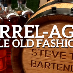 Barrel Aged Old Fashioned