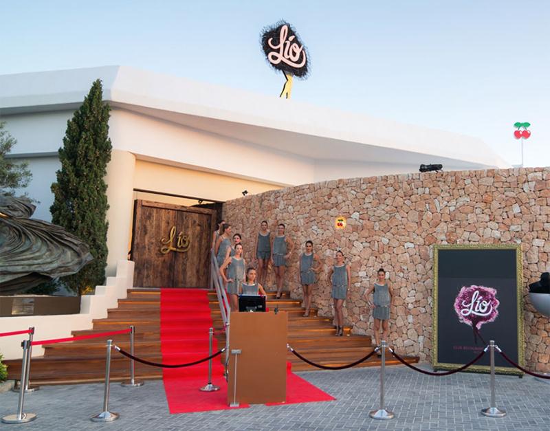 Restaurant Lio, Ibiza