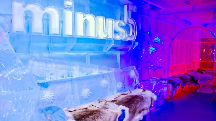 Minus 5 opens its third Vegas location at the Venetian Grand Canal Shoppes this summer