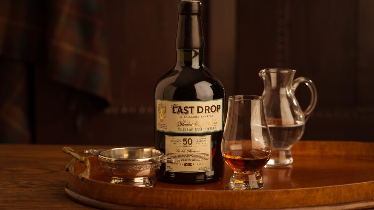The Last Drop 50 YO