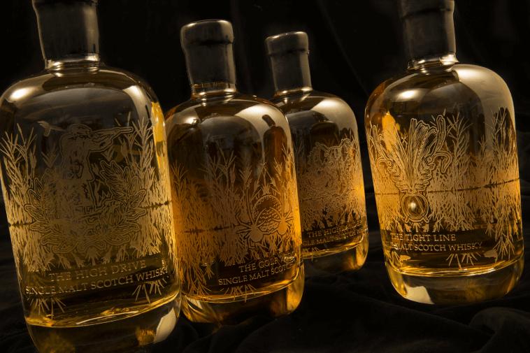 Golden Decanters Single Malt Scotch