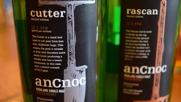 anCnoc Bottles