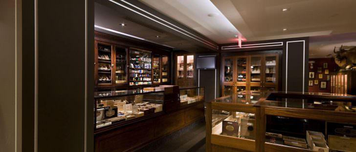 W. Curtis Draper Cigar Shop