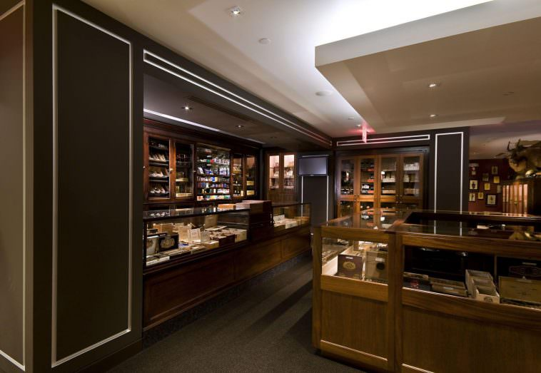 W. Curtis Draper Cigar Shop