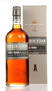 Auchentoshan Three Wood Scotch