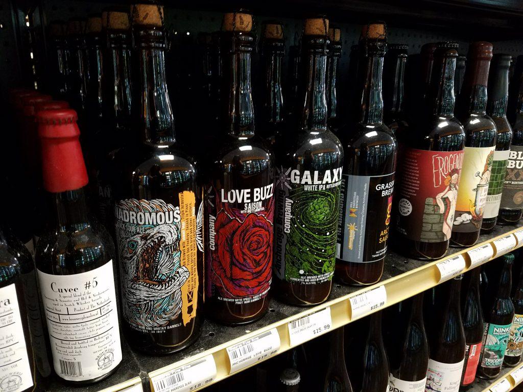 Beer (Source: Aleza Freeman)