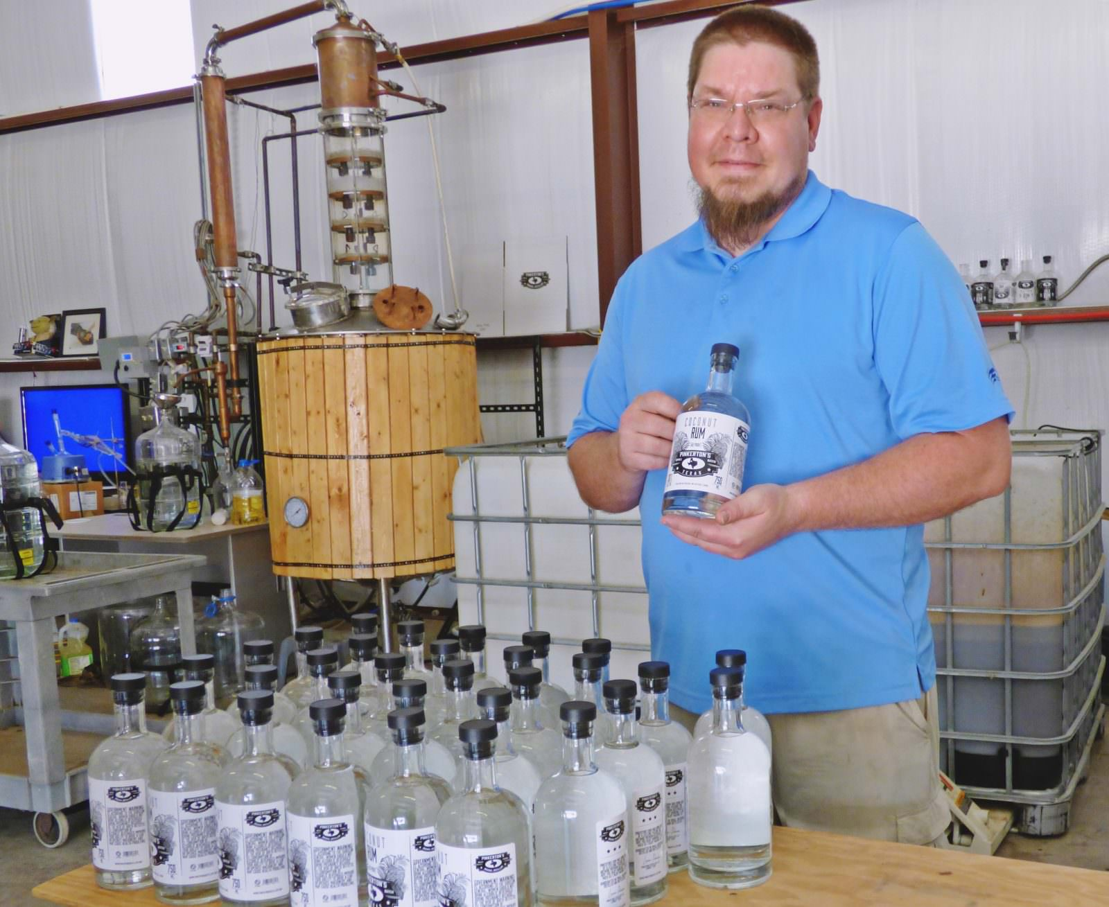 West Texas' First Distillery – Pinkerton's Distillery in Lubbock