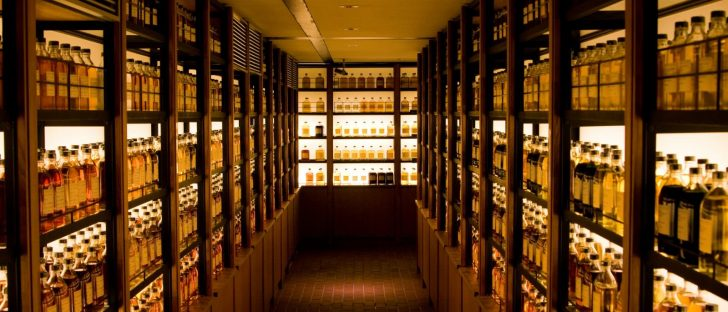 Yamazaki Whisky Library by Pete Favelle