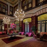 Pera Palace Hotel Jumeirah, Kubbeli Saloon