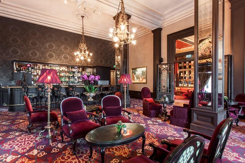 Pera Palace Hotel Jumeirah, Istanbul, - Orient Bar