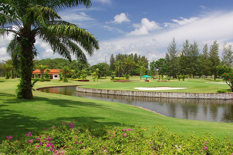 Banyan Tree Phuket golf course