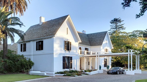 Book the The Manor house at Fancourt, South Africa