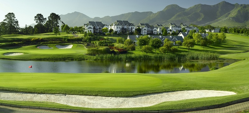 Fancourt golf course, South Africa