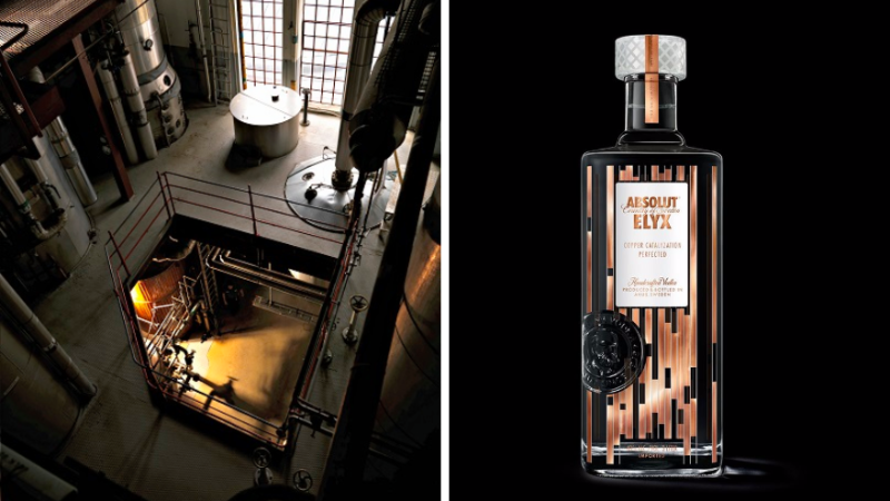 A look inside the mysterious Absolut Elyx distilleryPhoto credit Rob Kachelriess