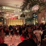 Prix Culinaire International in Paris, Gala Diner