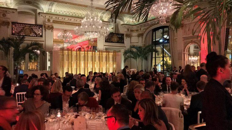 Prix Culinaire International in Paris, Gala Diner