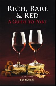 Rich, Rare & Red, A Guide to Port by Ben Howkins
