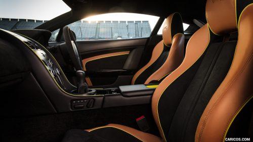 2018 Aston Martin Vantage AMR interior