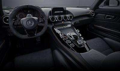 2018 Mercedes AMG GT-R interior