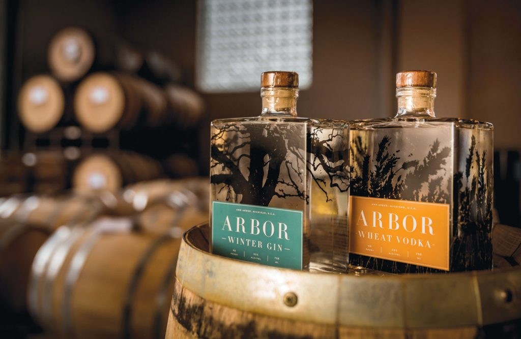 From Grains to Glass | Ann Arbor Distilling Co.