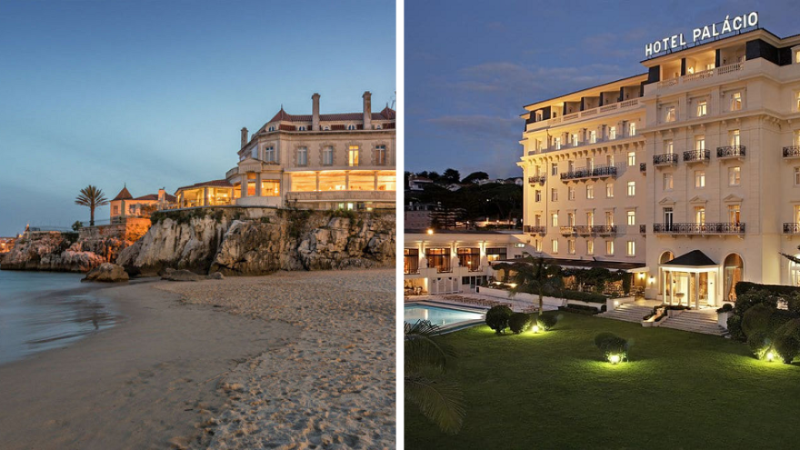 Hotel Albatros and Hotel Palacio