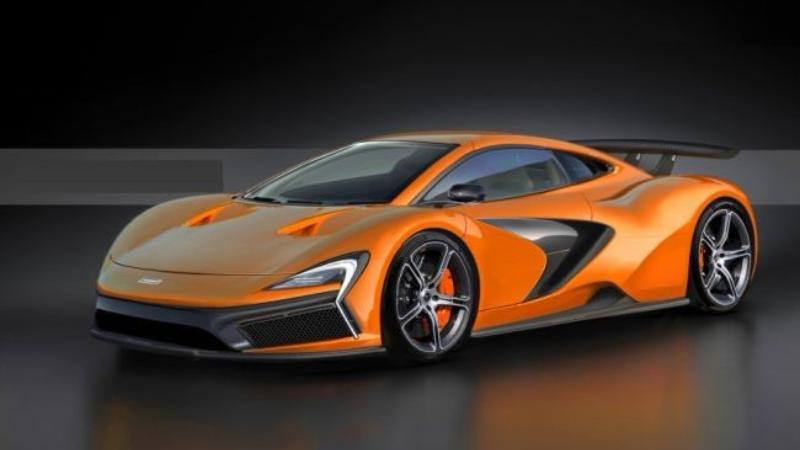 2018 McLaren P14