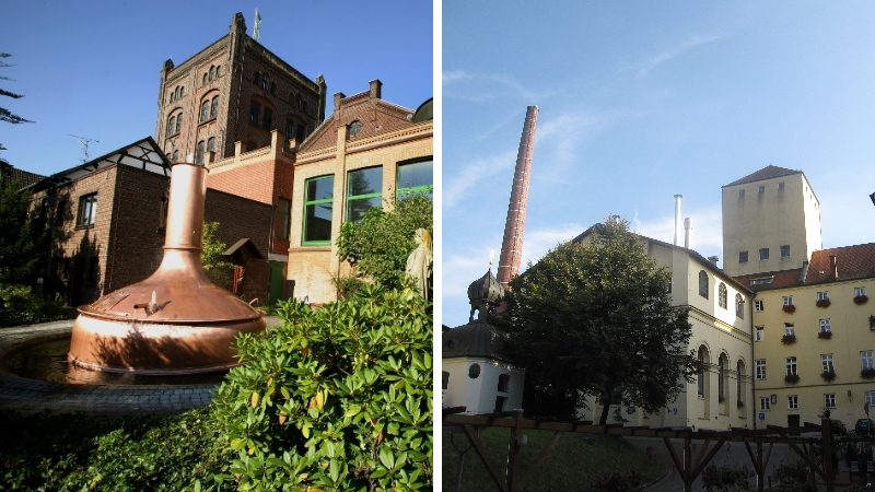 Bolten Brewery and Weihenstephan Brewery