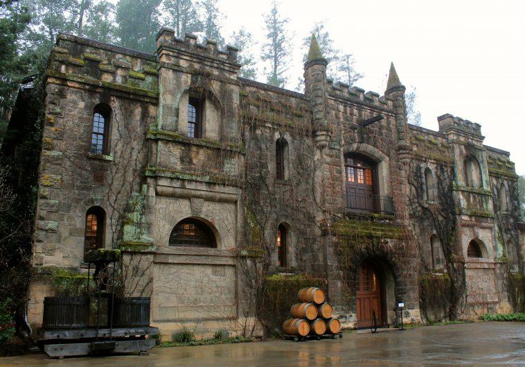 Chateau Montelena. Photo Michael Cervin
