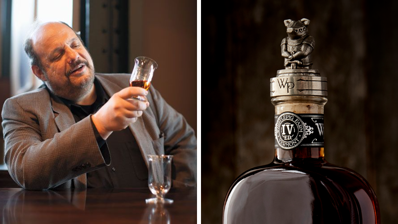 WhistlePig's Master Distiller Dave Pickerell