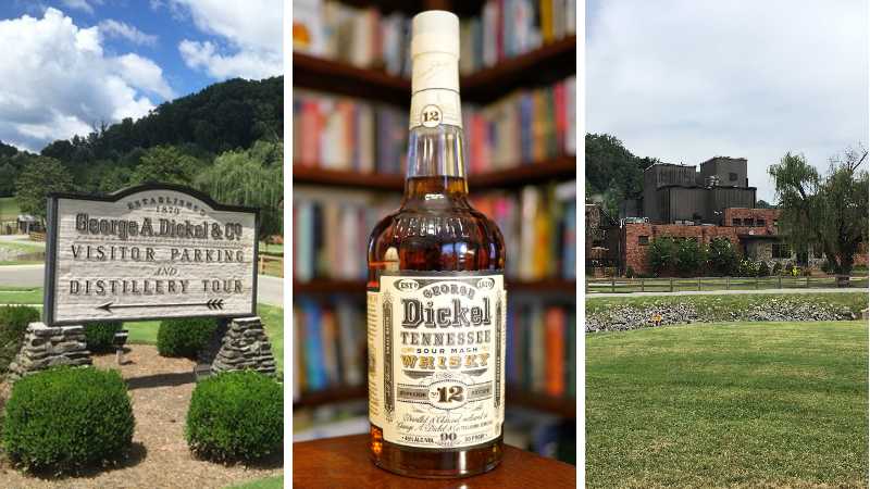 George Dickel's Cascade Hollow Distillery<br /> photo's by Dickel's, The Malt Imposter, and Lisa Truesdale