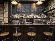 Sherry Butt Bar Paris