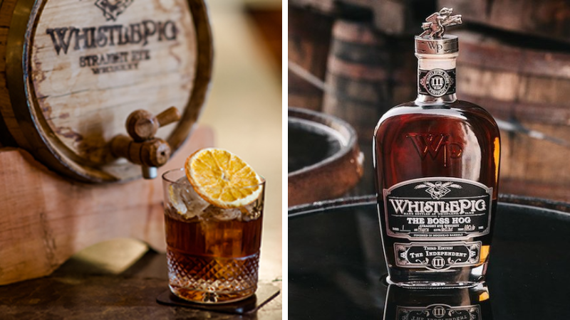 WhistlePig's The Boss Hog