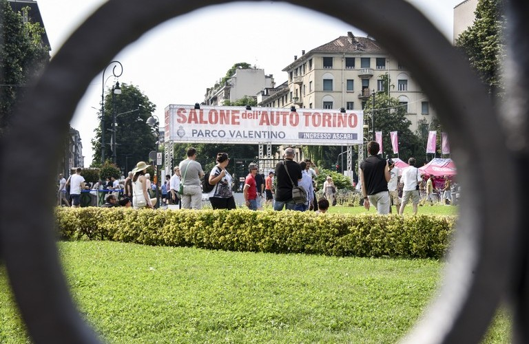Salone dell' Auto di Torino Parco Valentino 2017