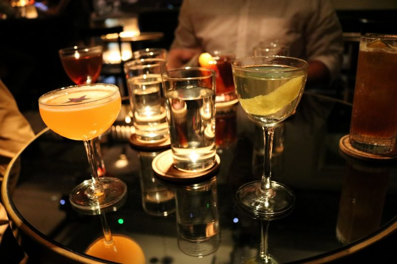 Singapore's Sensational Bar Scene