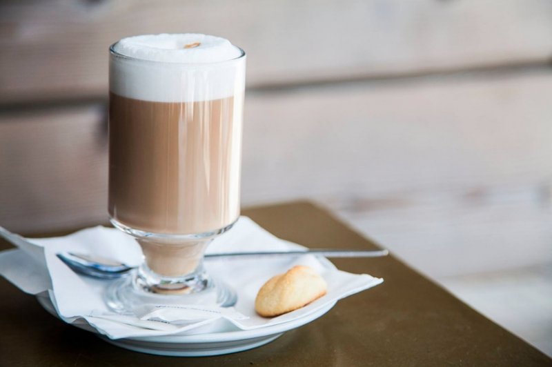 A Creamy Irish Coffee