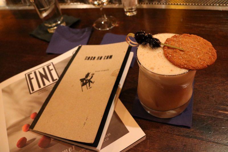 Athen's Baba Au Rum, photo Jake Emen