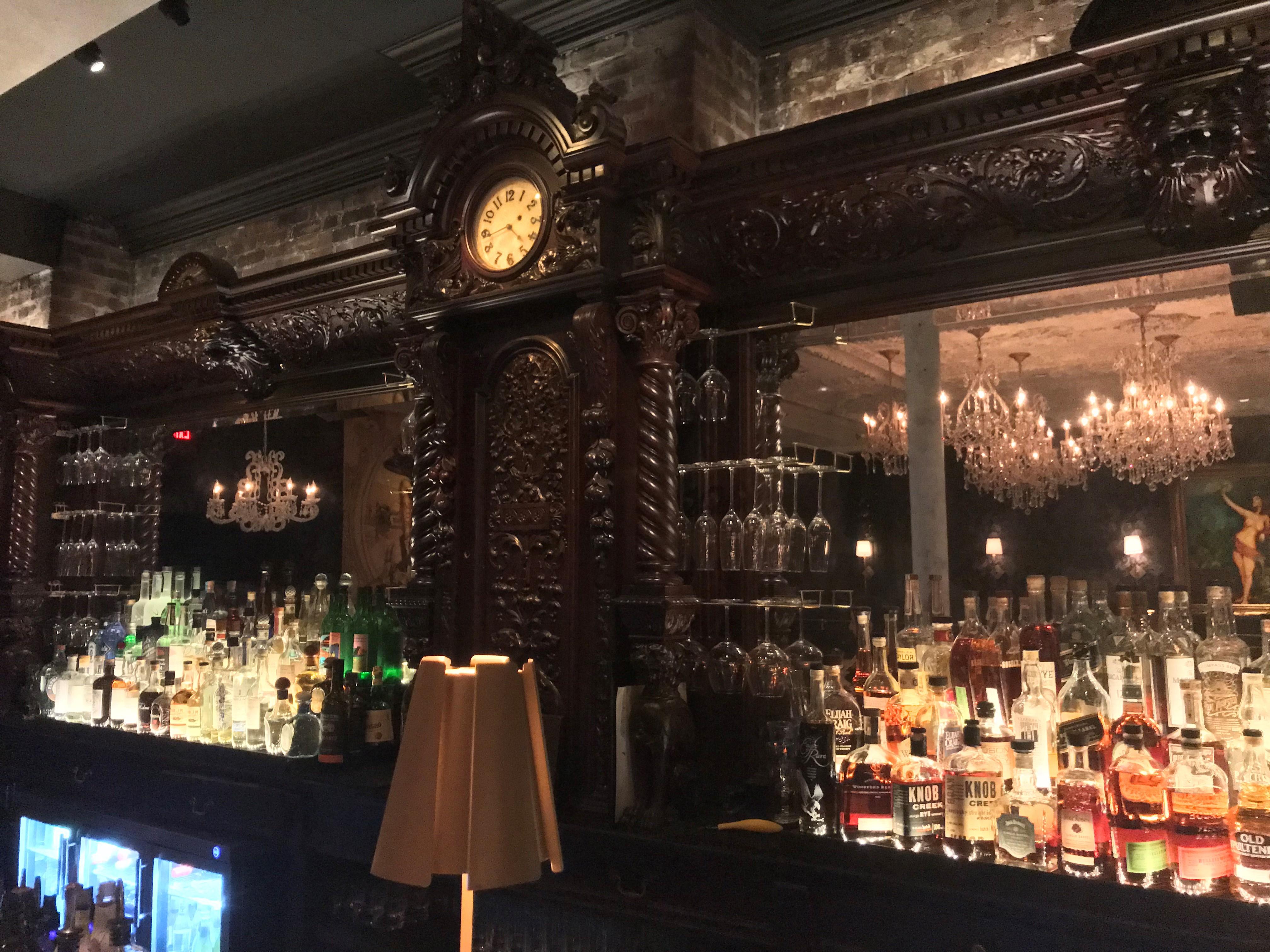 World's Great Restaurants – Boston's Yvonne's Restaurant – Old on