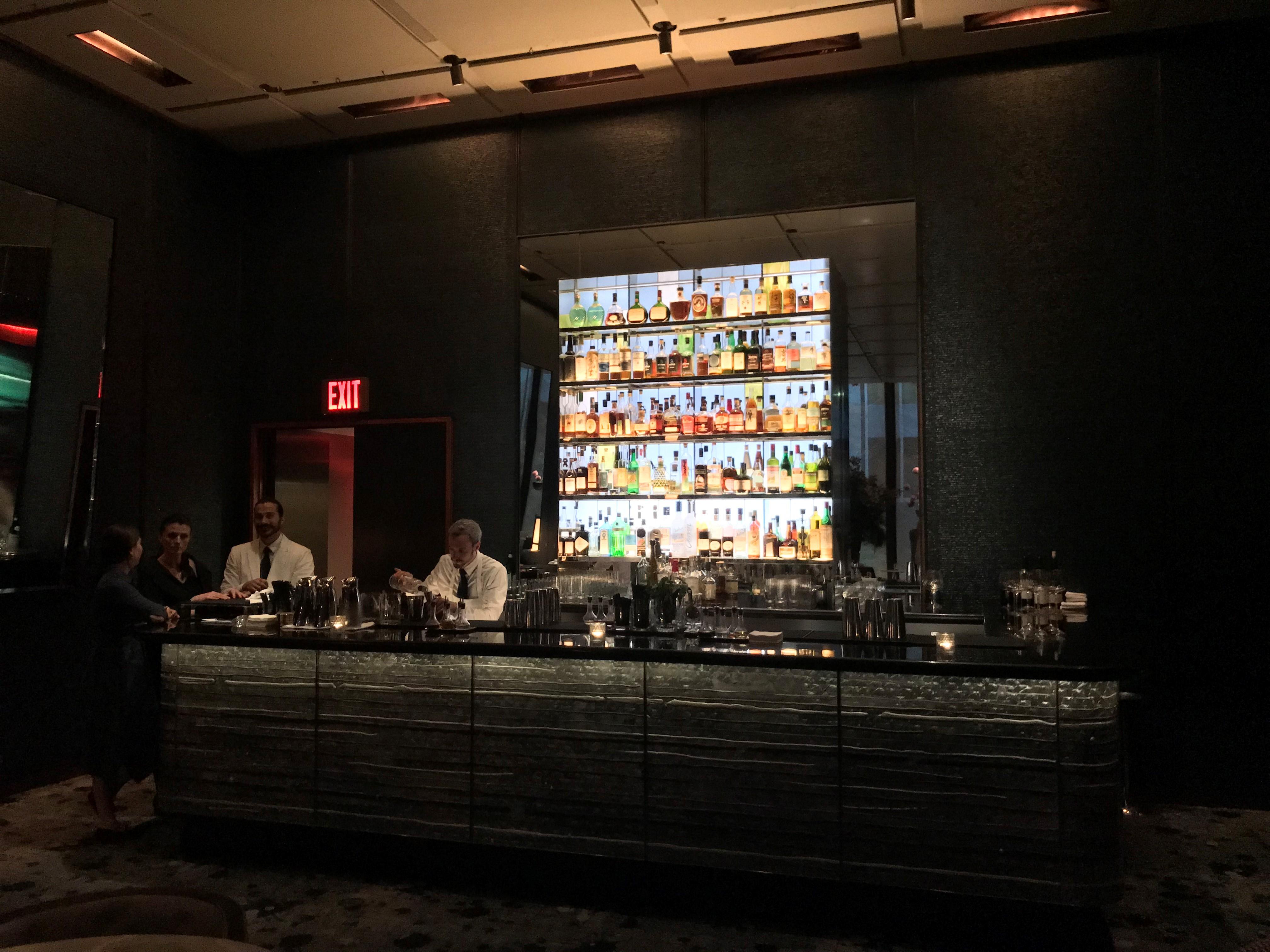 Classic Manhattan Restaurant The Grill The Pool Dazzles