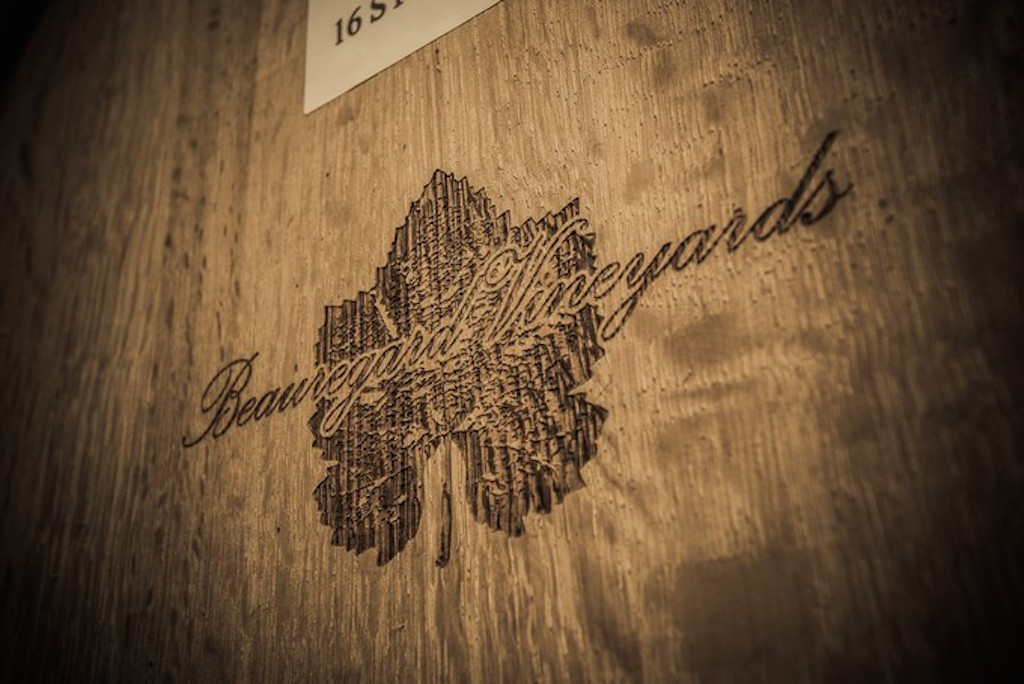 Courtesy of Beauregard Vineyards