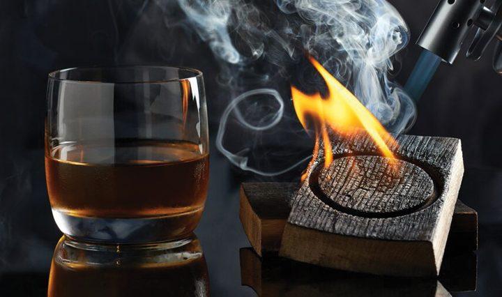 smoky cocktails